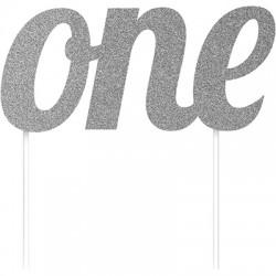"""ONE"" Ασημί"