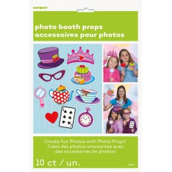 """Photo Booth Props"" Tea Party Set"