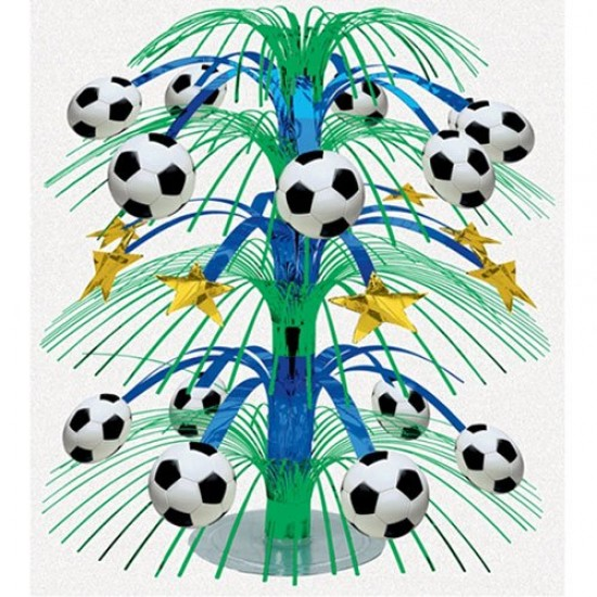 """Soccer Ball"" Centrepiece"