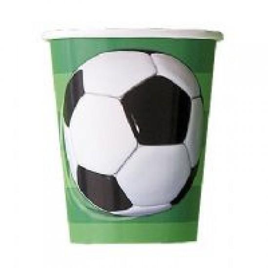 """Soccer Ball"" Ποτήρια"