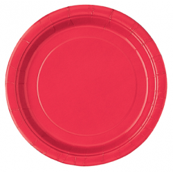 """Ruby Red"" Πιάτο Φαγητού"