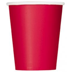 """Ruby Red"" Ποτήρια"