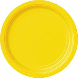 """""""Yellow"""" Πιάτο Γλυκού"""