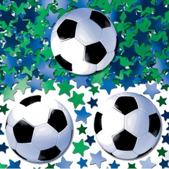 """""""Soccer Ball"""" Κονφετί"""