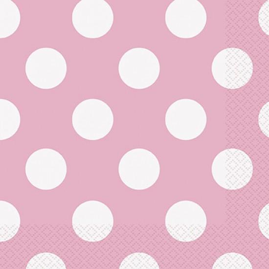 """""""Lovely Pink Dots"""" Χαρτοπετσέτα"""