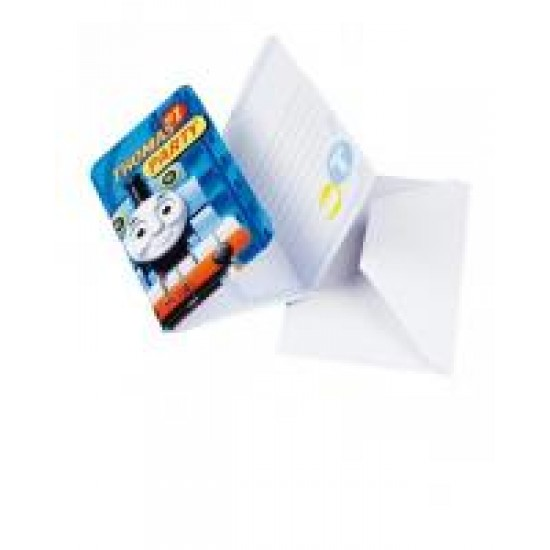 Thomas & Friends Προσκλήσεις