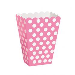"""Hot Pink Dots"" Κουτάκια"