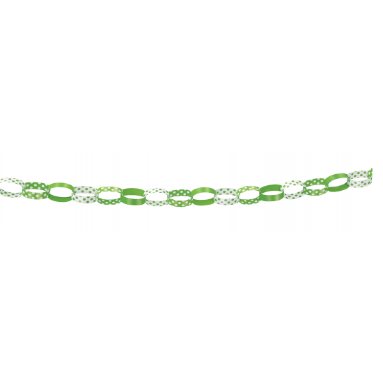 """Lime Green Dots"" Αλυσίδα"