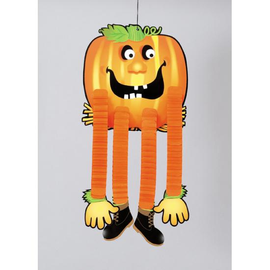 """""""Halloween"""" Διακοσμητικό pumpkin"""