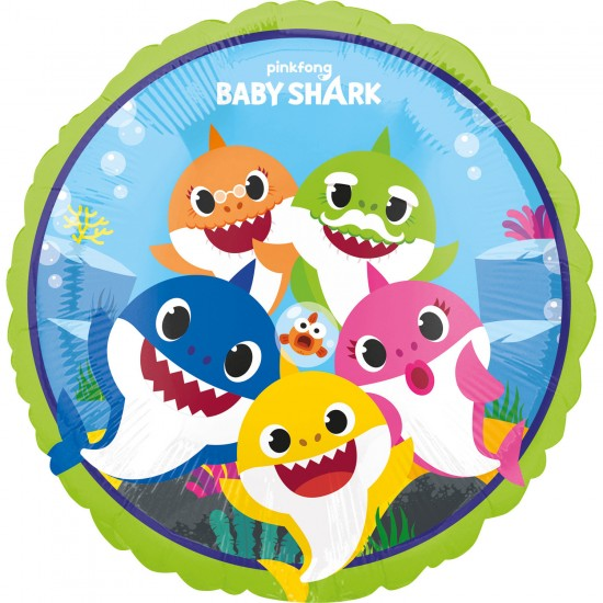 """Baby Shark"" Μπαλόνι"