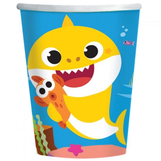 """Baby Shark"" Ποτήρι"