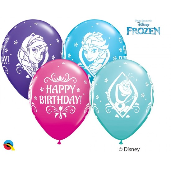 "11"" Frozen Bday"