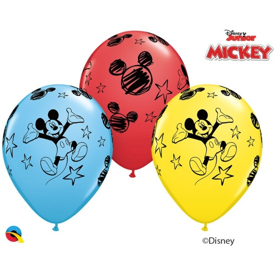 """11"""" Mickey Mouse"""