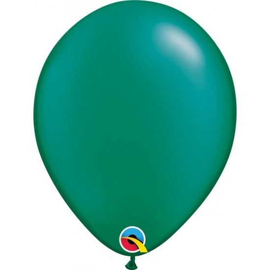 """11""""  Pearl Emerald Green"""