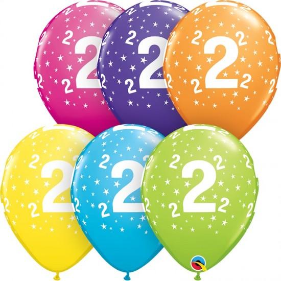 """Μπαλόνι 11"""" λάτεξ #2"""