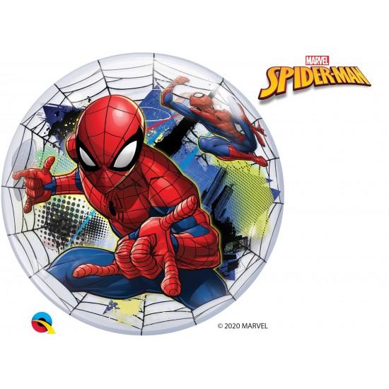 BUBBLE SPIDERMAN