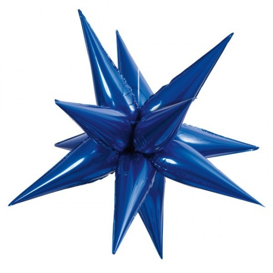 """Starburst"" Μπλε αστέρι"