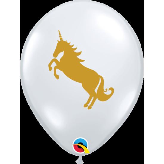 """Μπαλόνι 11"""" latex Unicorn"""
