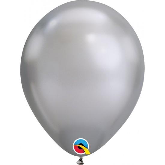 "11"" Chrome Silver"