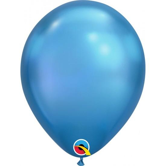 """11"""" Chrome Blue"""