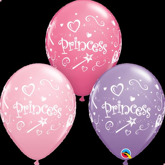 """Μπαλόνι 11"""" latex Princess"""