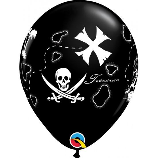 """Μπαλόνι 11"""" latex πειρατικό"""