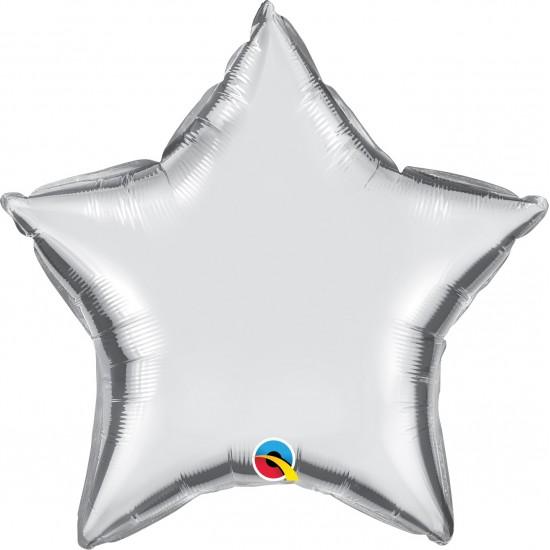 "20"" STAR SILVER"