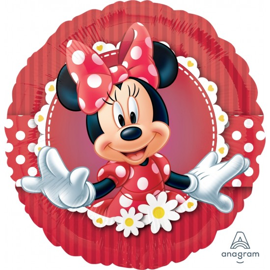 """18"""" MAD ABOUT MINNIE"""