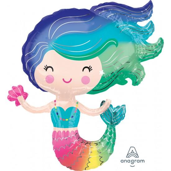 s/s Colorful Mermaid