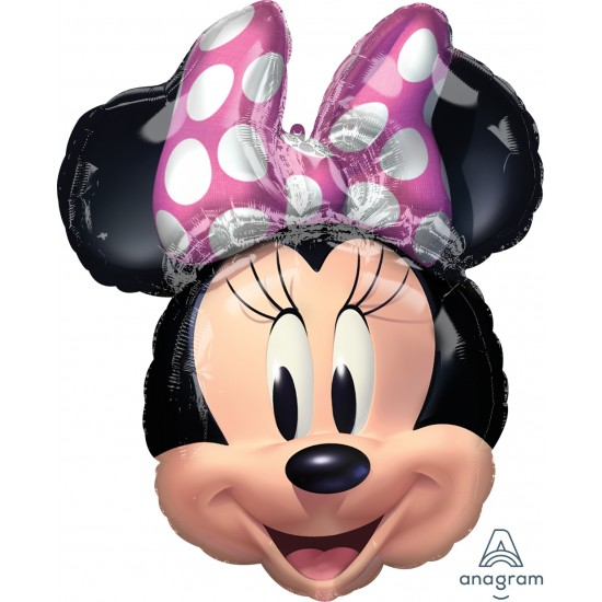 S/S MINNIE MOUSE FOREVER