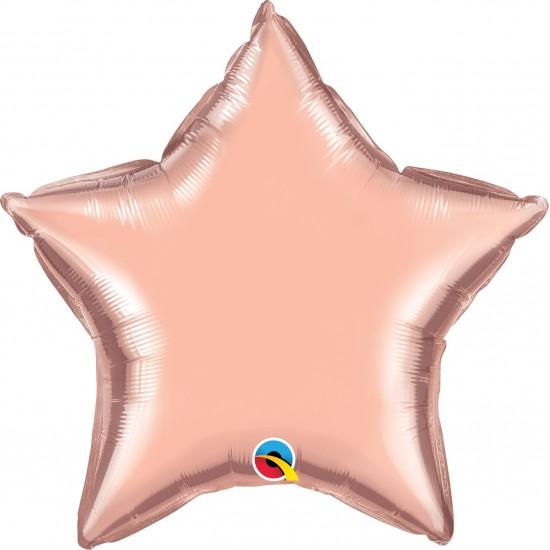 "20"" STAR ROSE GOLD"