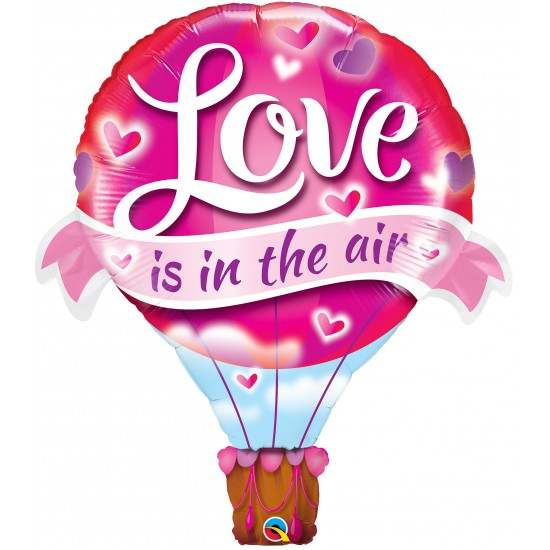 S/S LOVE IS IN THE AIR BALLOON