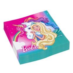 """Barbie Dreamtopia"" Χαρτοπετσέτα"