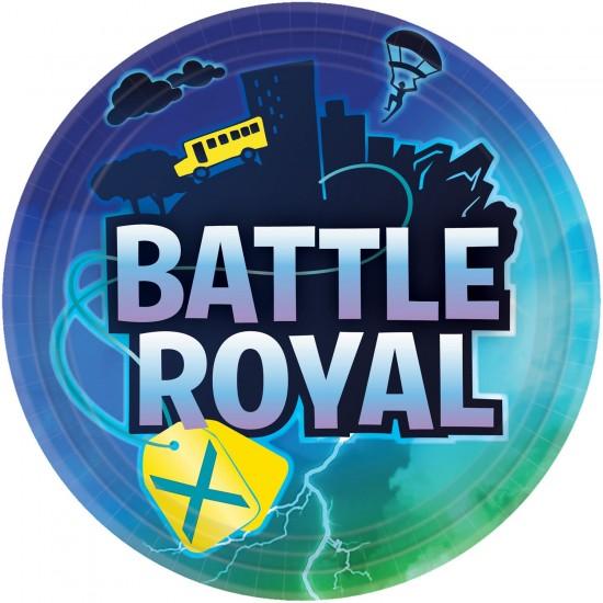 """Battle Royal"" Πιάτο Φαγητού"