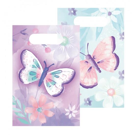 """""""Flutter-Πεταλούδες"""" Σακουλάκια"""