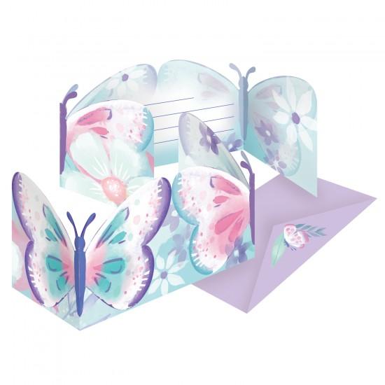"""Flutter-Πεταλούδες"" Προσκλήσεις"