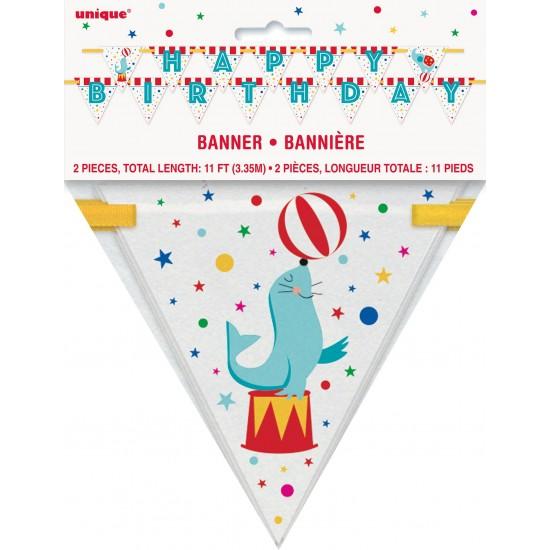 """Circus Carnival"" Σημαιάκια"