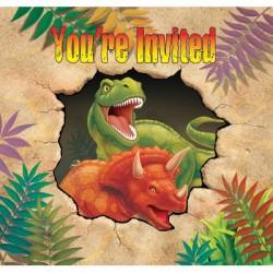 """Dino Blast"" Προσκλήσεις"