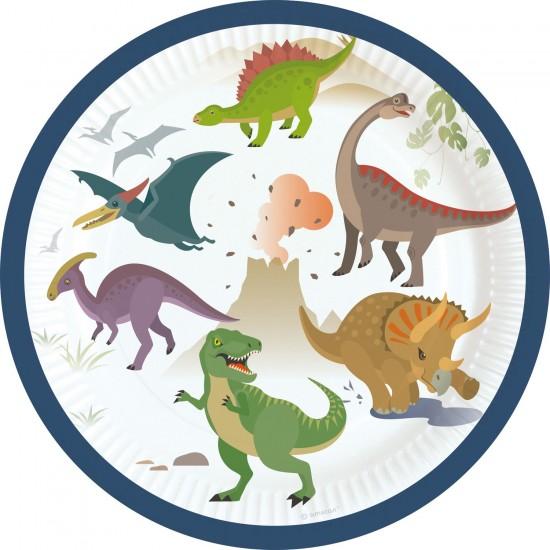 """Happy Dinosaur"" Πιάτο Γλυκού"