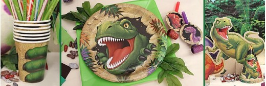 Δεινόσαυροι Party