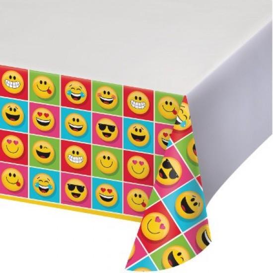 """""""Emoji"""" Τραπεζομάντηλο"""