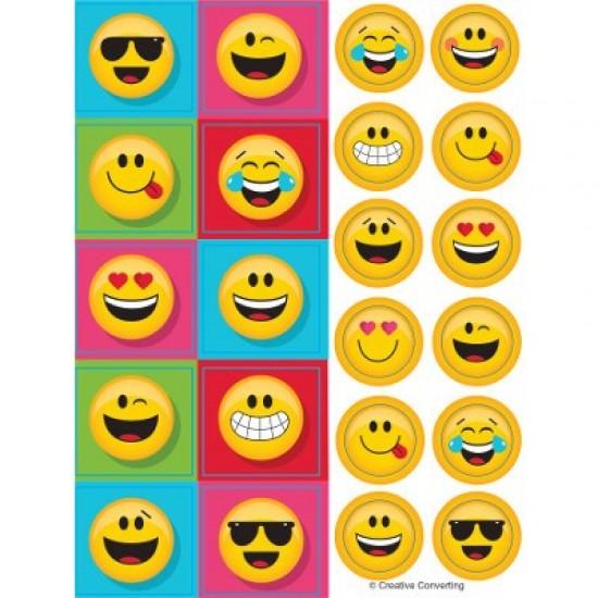 """Emoji"" Αυτοκόλλητα"