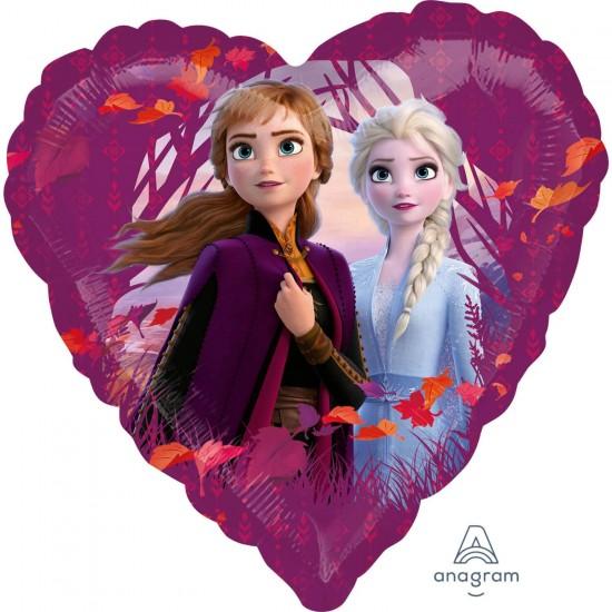 """""""Frozen II"""" Μπαλόνι καρδιά"""