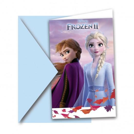 """""""Frozen II"""" Προσκλήσεις"""