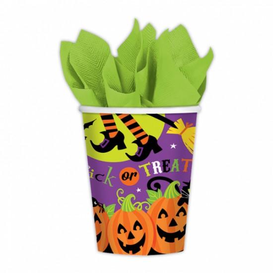 """""""Witches' Crew"""" Ποτήρι Halloween"""