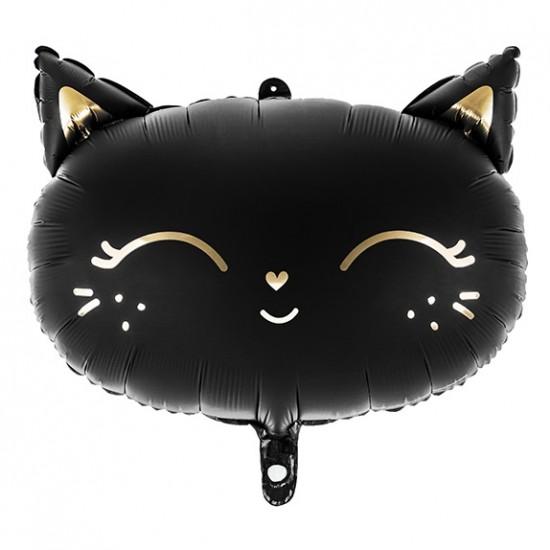 Μπαλόνι Halloween s/s Black Cat