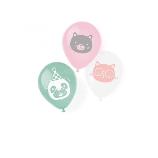 """Hello Pets"" Μπαλόνια λάτεξ"