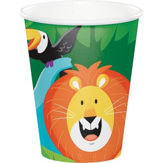 """""""Jungle Safari"""" Ποτήρι"""