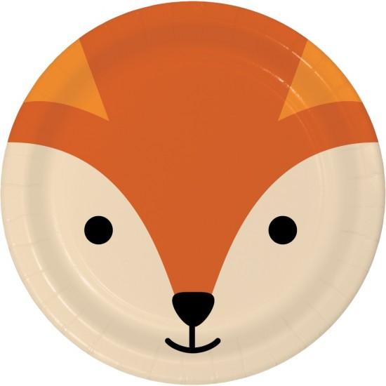 """""""Fox"""" Πιάτο Γλυκού Αλεπού"""