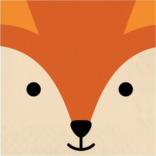"""Fox"" Χαρτοπετσέτα Αλεπού"